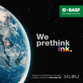 SILBO & BASF together in global campaign PRETHINK INK